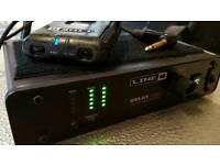 Line 6 Relay G55 digital Guitar Wireless System