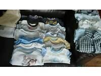 Baby boy's clothes 3-6mos