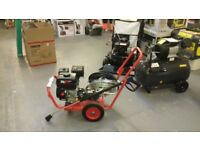 New - PdPro PW203-PTL/A-RC Gearbox Driven Pressure Washer, Ballynahinch