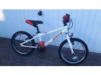 """Kids 16"""" Carerra Cosmo Bike RRP £160"""