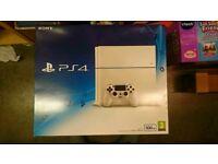 Brand news White PlayStation 4 500GB
