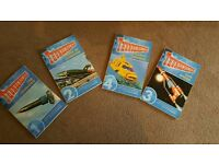 Thunderbird story books