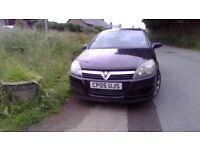 Vauxhall Astra, Black for sale