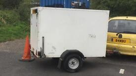 Box trailer for sale good size