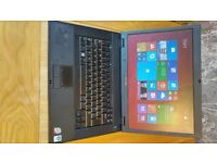 "Dell 5500 15"" screen laptop"