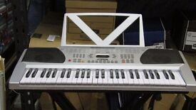 Acoustic Solutions electronic 54 keys multi function keyboard, tested working