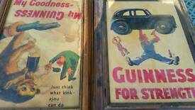 2 old guinness pictures