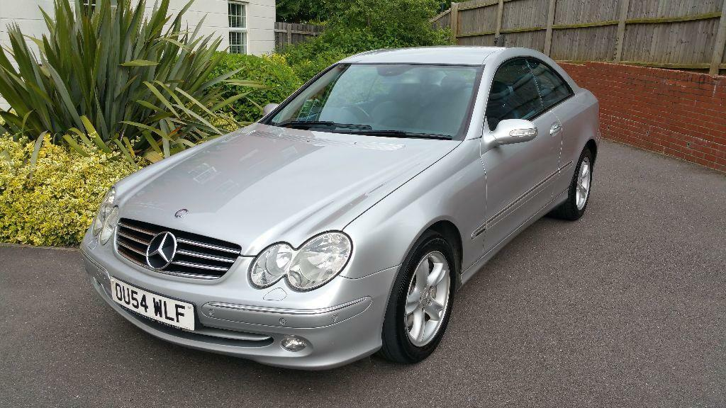 urgent mercedes benz clk 270 cdi avantgarde 2004 54 in hamilton leicestershire gumtree. Black Bedroom Furniture Sets. Home Design Ideas