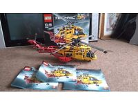 Lego Technic Rescue 9396 Helicopter RRP£199