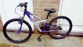 """Teenagers bike 24"""""""