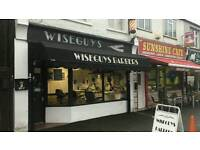 Barber wanted in Carshalton