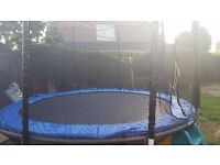 Trampoline SPRING COVER ONLY 10ft