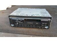 Kenwood KRC-394 Radio/Cassette/Changer Control and Kenwood KDC-C469 CD changer