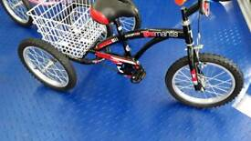 """16"""" tricycles"""