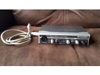 M Audio Firewire Solo + Firewire Cable