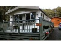 Residential Static Caravan for Hire at Dollar, Clackmannanshire