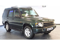 2004 53 LAND ROVER DISCOVERY 2.5 TD5 GS 7STR 5D DIESEL *PART EX WELCOME*24 HOUR INSURANCE*WARRANTY*
