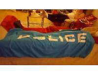 Police towel
