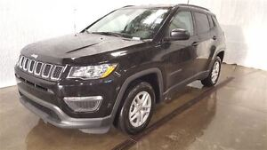 2017 Jeep Compass Sport Plus +Temps Froid, Bluetooth+