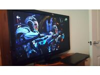 "Panasonic Viera TX-P42G20B 42"" 1080p HD Ready Internet TV mint condition with remote. Pick up Hyde"