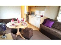 BARGAIN PRICE FOR MARCH ONLY!!! Call now for more info - Static Caravan on Award Winning Park