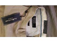 Ralph Lauren Khaki Chinos Classic Fit Size: 44B-32