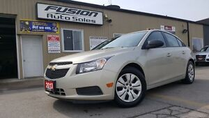 2013 Chevrolet Cruze LS-OFF LEASE-FACTORY WARRANTY