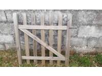 Wooden gate 900mm x 900mm
