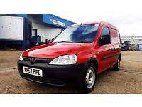 Vauxhall Combo 1.3 CDTi 1700 3dr 16v Van- 1 Owner - Full Service History - 1Yr MOT -86K - Warranty