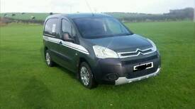 Citroen berlingo xtr+ van rare (4x4version )