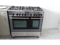 Duel range cooker, Excellent condition and in good working order.