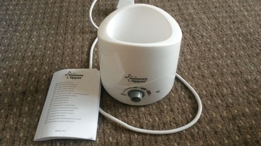 Tommee Tippee Bottle Warmer In Ash Hampshire Gumtree