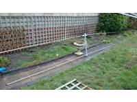 10/11 27mhz CB 2 Element yagi beam and antenna rotor