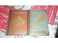 2 Mincraft books