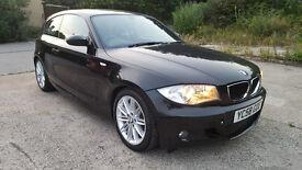 2008 BMW 1 SERIES M SPORT 2 LITTLE DIESEL