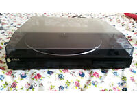 AIWA RECORD PLAYER ONLY £60
