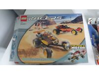 Lego set 4587 Duel Racers