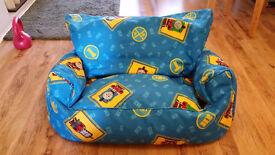 Beanbag Sofa's (Toddler, Kids, Children's)