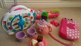 Toys bundle for a toddler