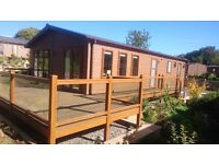 Luxury Cambrian Lodge Holiday Home For Sale In The Yorkshire Dales