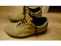 Gucci suede casual shoes size 7.5 uk