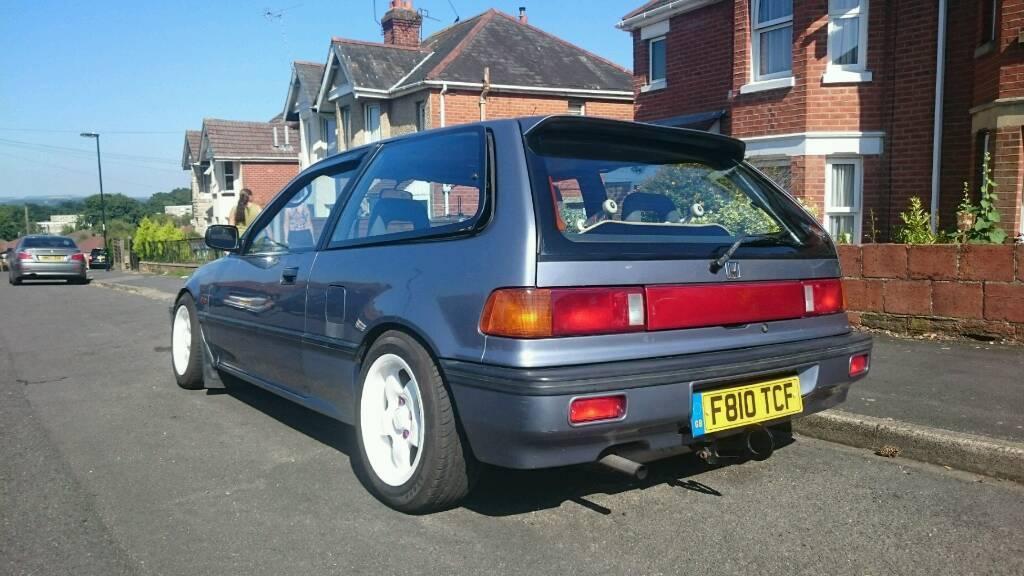 Honda Civic Ef not B16 B18 TYPE R VTEC | in West End, Hampshire | Gumtree