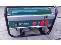 Petrol generator 2.6kv