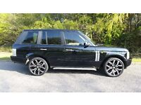 £5350 ONO MUST SELLrange rover v8 power 282bhp