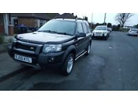 Lovely Freelander 11/2005 full options