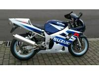 Gsxr600 k3 (only 10k miles & immaculate)