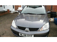 Mitsubishi Lancer 1.6 Equippe 4dr Saloon - great condition