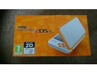 New Nintendo 2ds XL brand new unopened