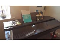 yamaha mini baby clavinova cvp10 pe 88 weighted keys