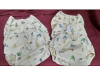 Motherease Nappy Wraps
